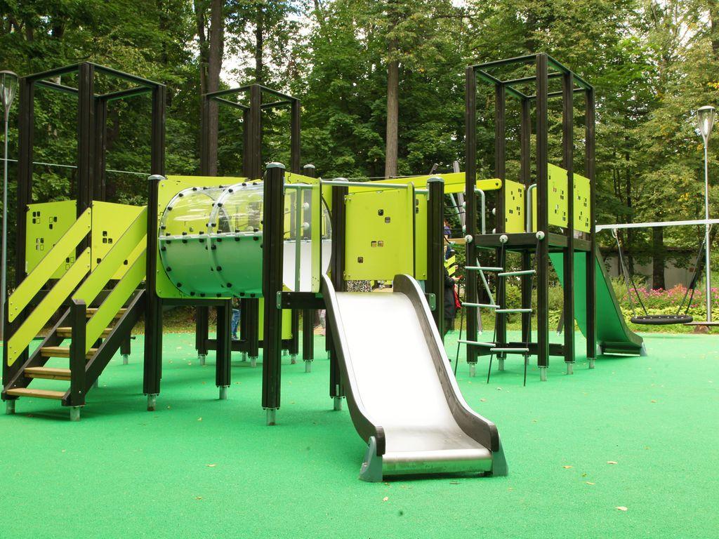детские площадки в Измайловском парке