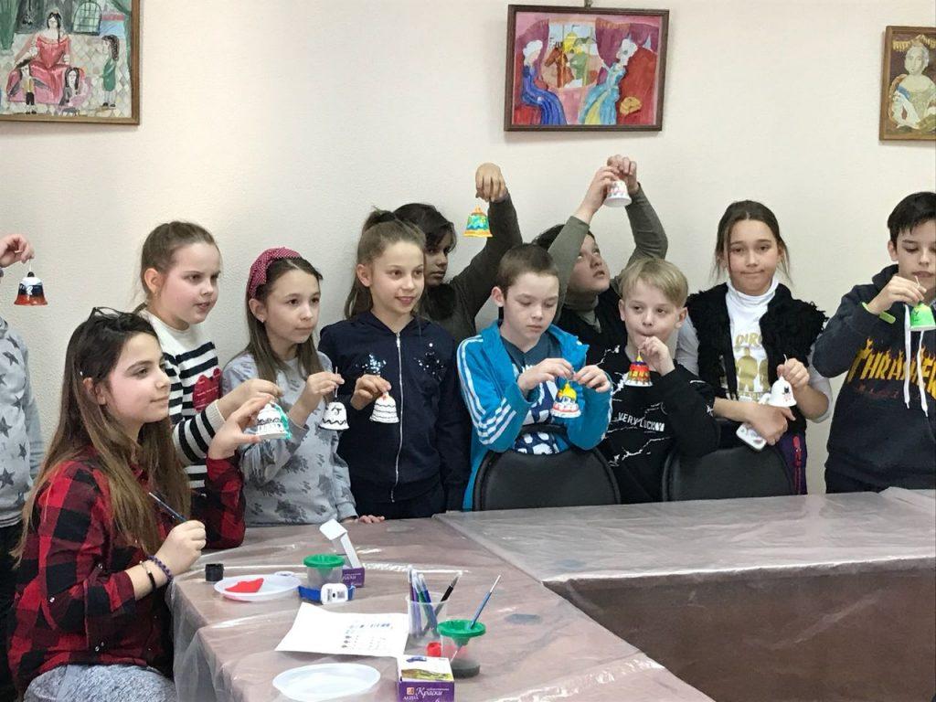 мастер-классы в Коломенском, Голос земли русской