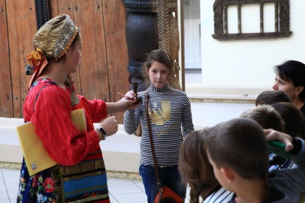 мастер-класс в Коломенском, Дело мастера боится