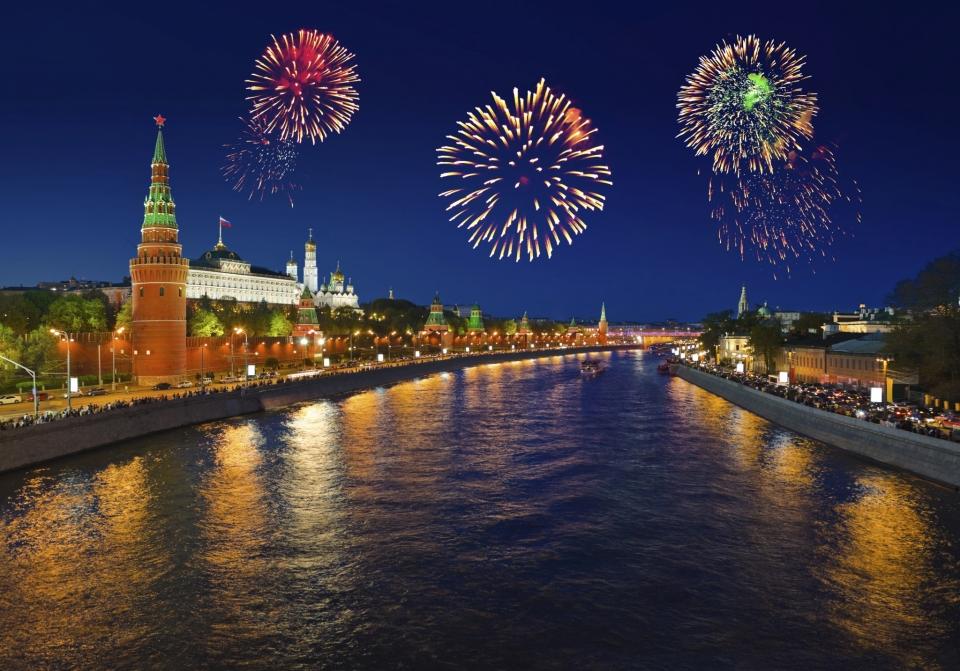 Москва - День города