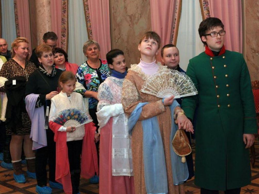 Музейное занятие «От Аза до Ижицы, или развитие русской письменности в люблюно