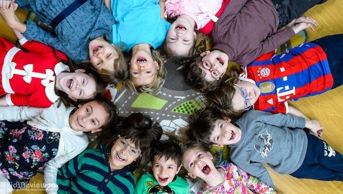 Детский лагерь в Москве P'titCREF детский лагерь МО