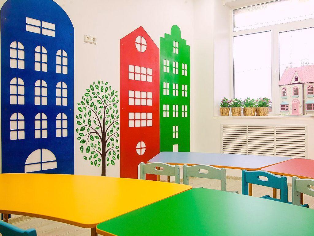 Детский образовательный развивающий центр P'tit CREF1905