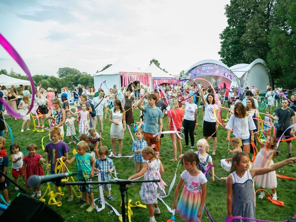 Детский фестиваль Усадьба JAZZ KIDS, афиша событий