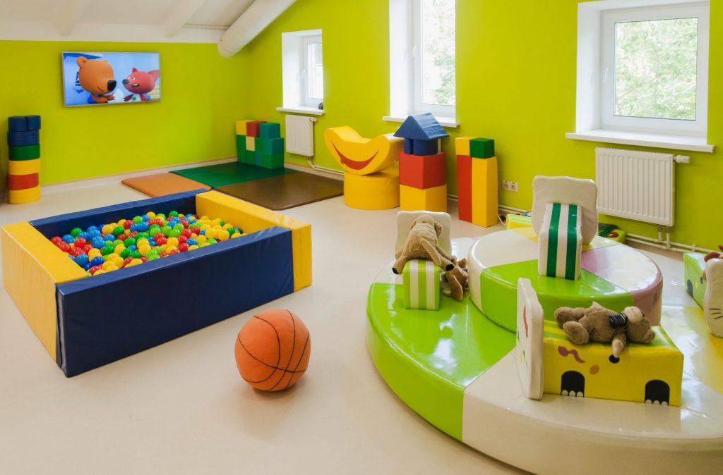 Клякса - детская комната
