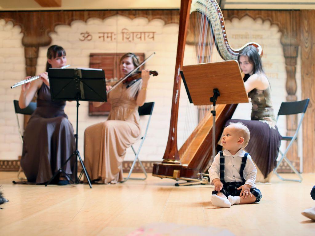 Афиша, Концерт классической музыки от проекта «Вместе с мамой»