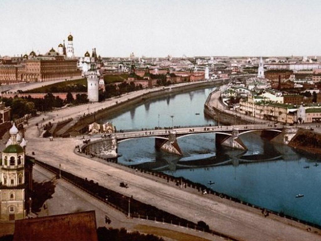 Лекция по истории архитектуры для детей «Москва древняя»