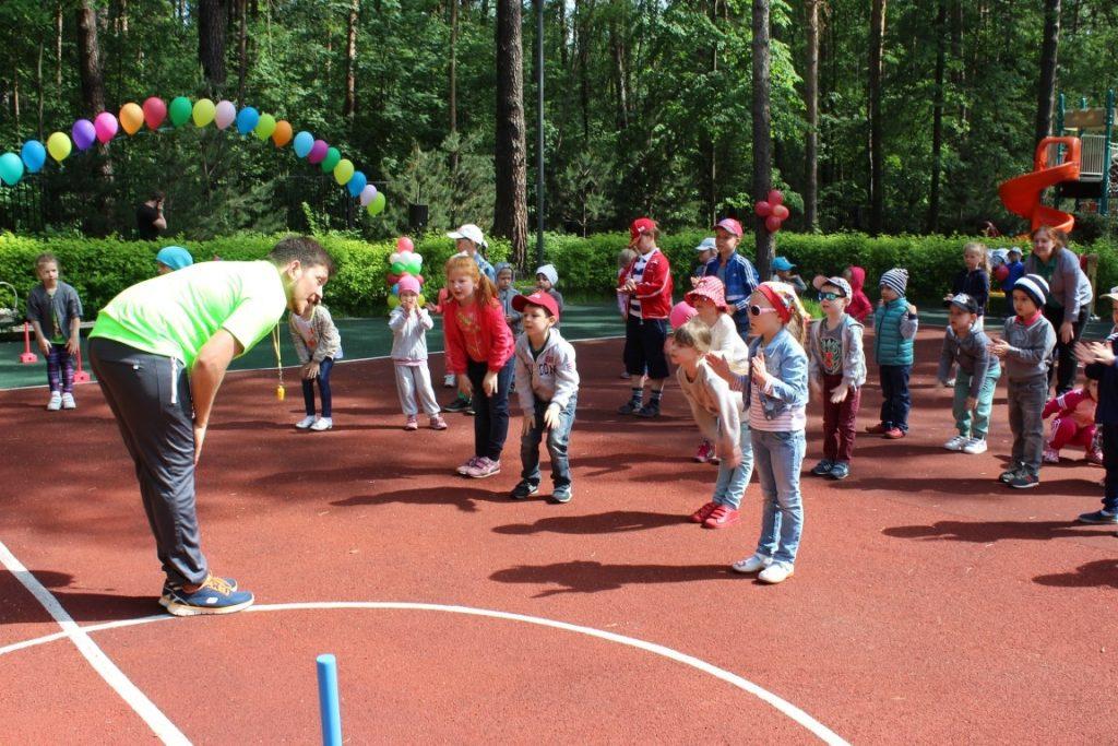 Летний лагерь «Чудо-садик» 10 интересных лагерей в Москве