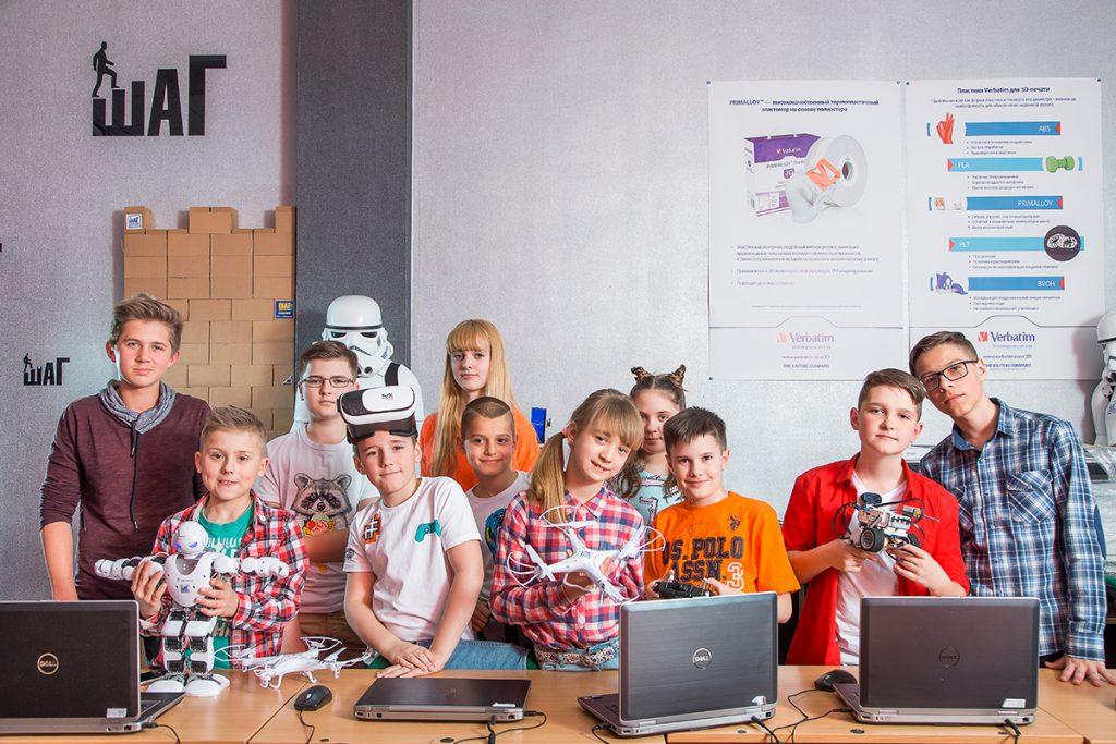 день открытых дверей в Малая Компьютерная Академия на выходных 21-22 июля