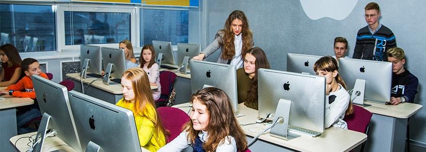 Малая Компьютерная Академия ШАГ в Москве
