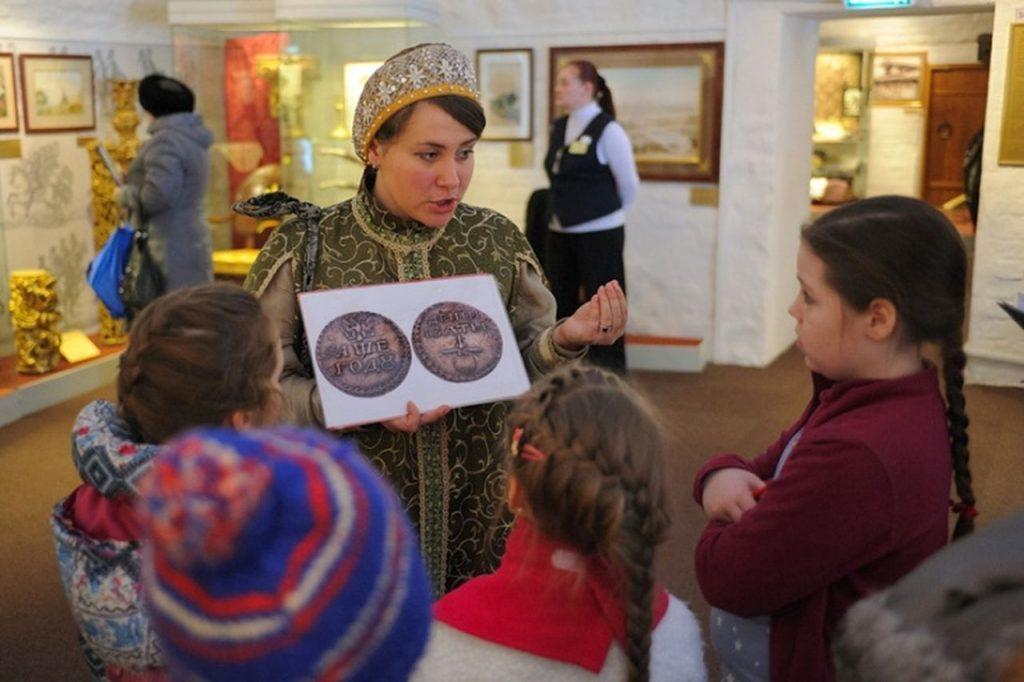 мастер-класс в Коломенском, Никто, как Бог да государь