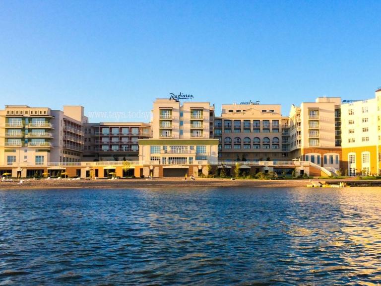 Отель Radisson & Residences Завидово обзор
