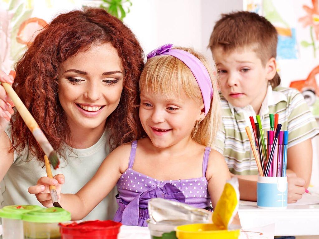 Спрашивать у ребенка чем он занимался на занятиях