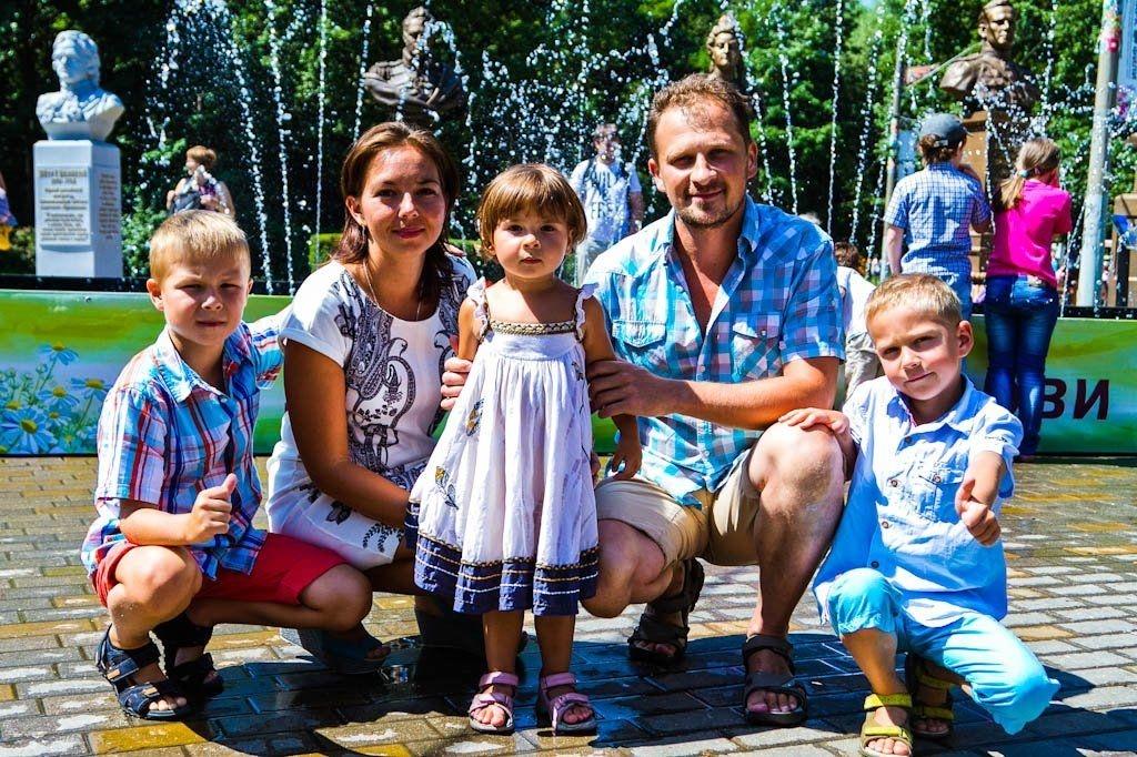 Семья в фили,«День семьи, любви и верности» в парке «Фили»