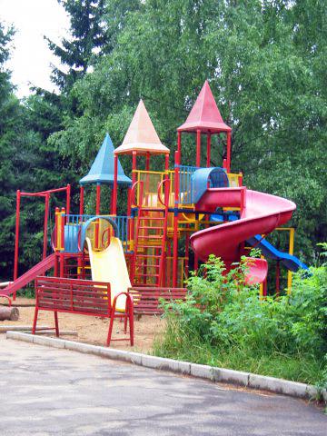 Солонцово - детский отдых