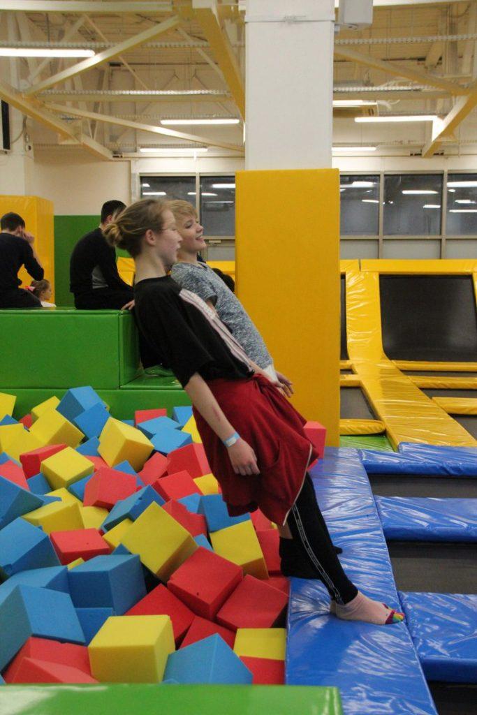 ТЦ Метрополис развлечения для детей
