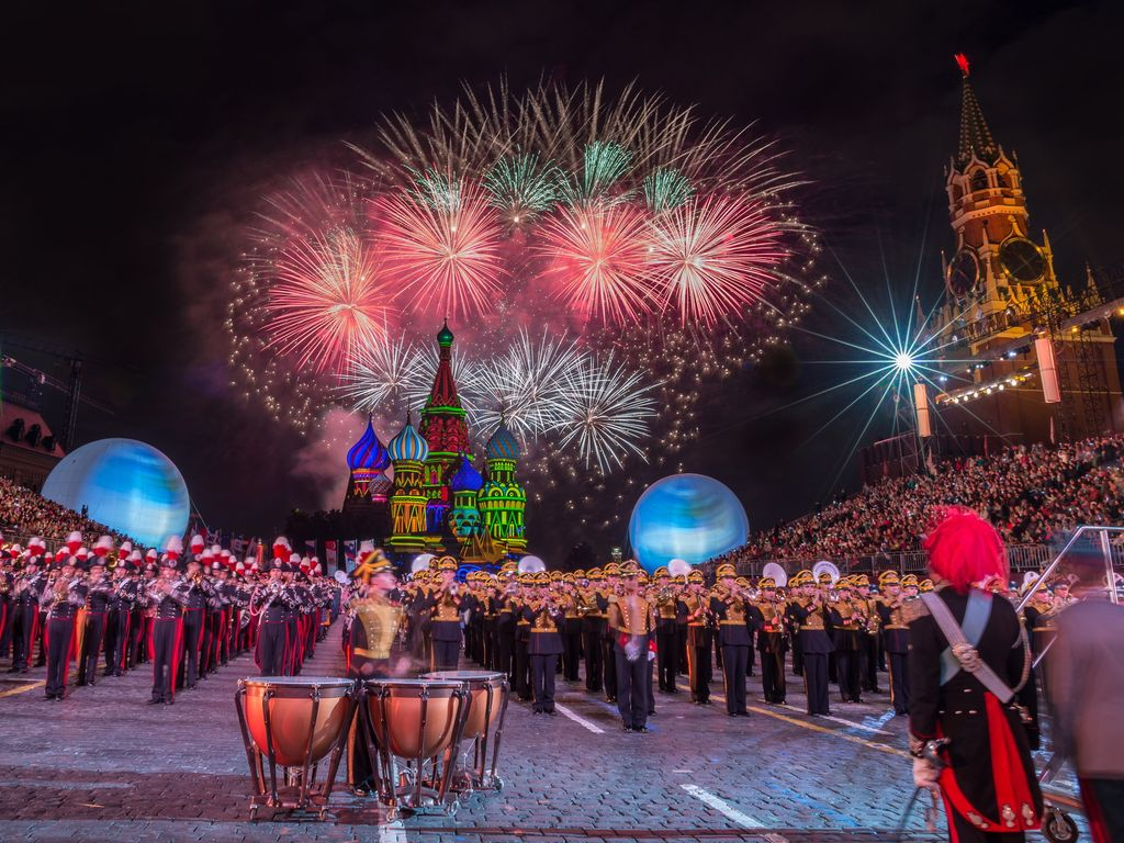 Афиша, Фестиваль «Спасская башня — 2018»