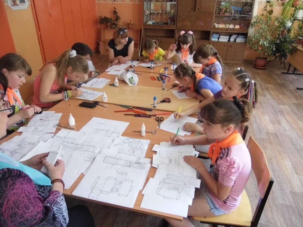 Мастер-классы для детей наФестивале дополнительного образования