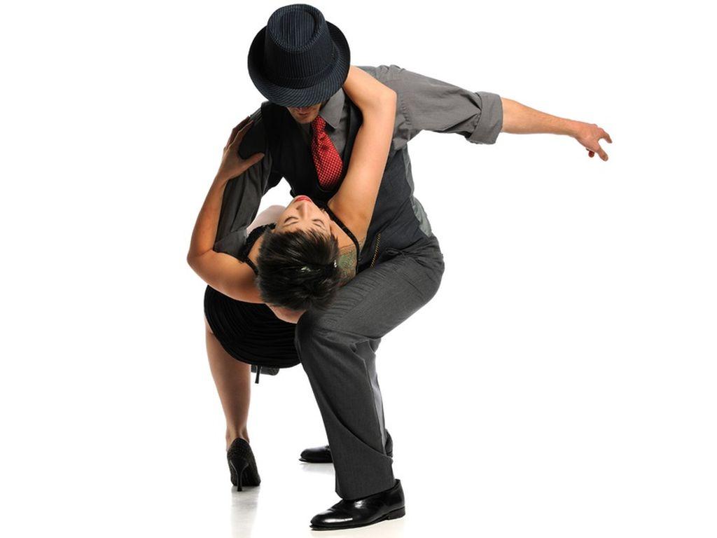 Зажигательные танцы