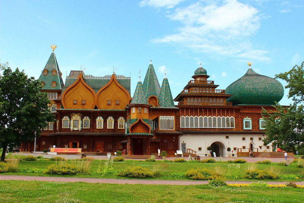 дворец царя Алексей Михайловича