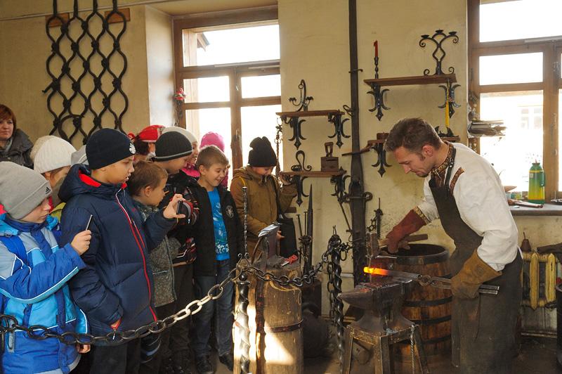 Музейная осень в Коломенском