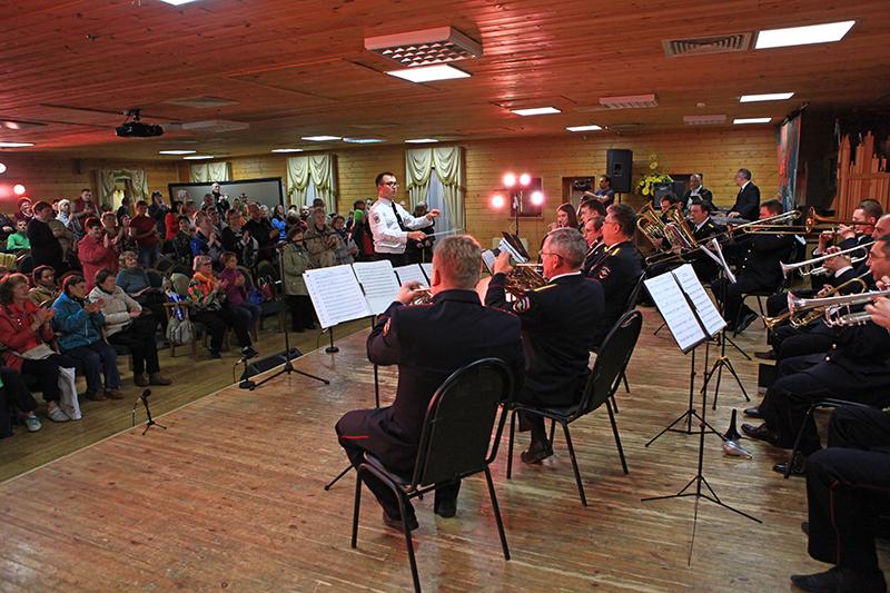 фестиваль духовой музыки
