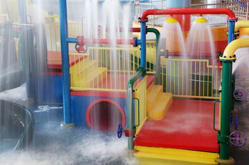 детский городок в ква ква парке для самых маленьких