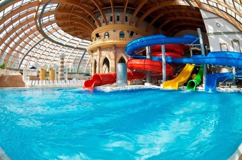 аквапарк в Перово