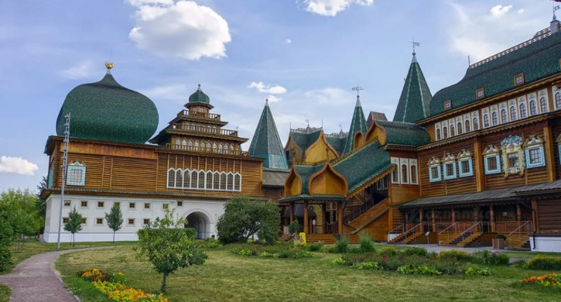 Музей-заповедникКоломенское