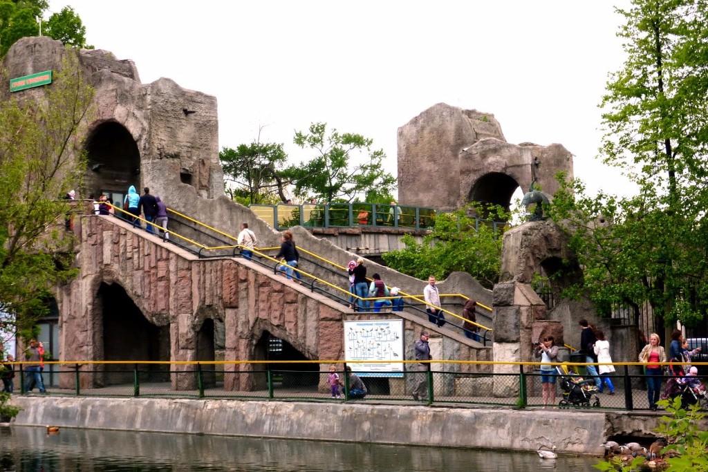зоопарк баррикадная
