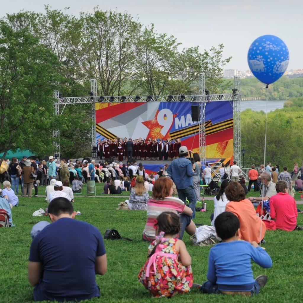 Детский пасхальный фестиваль Русь певчая 9 мая