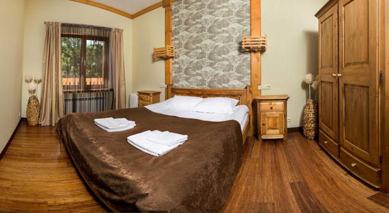 Размещение и питание Welna Eco Spa Resort