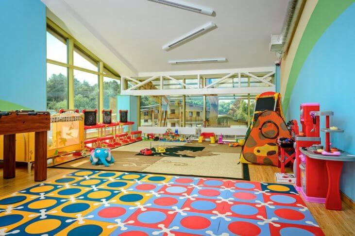 развлечения для детей Welna Eco Spa Resort