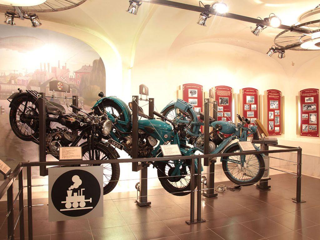 Политехнический музей, политех