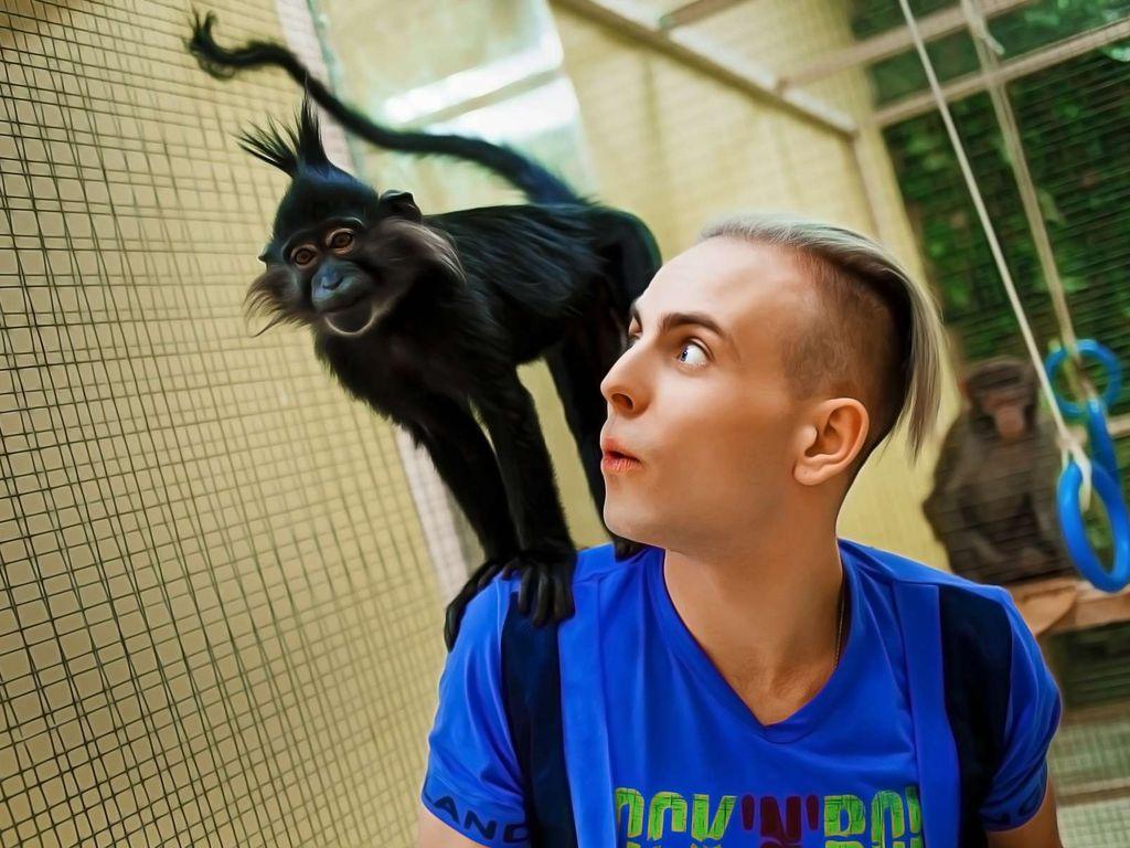 Контактный зоопарк «Big Funny» один из лучших зоопарков Москвы