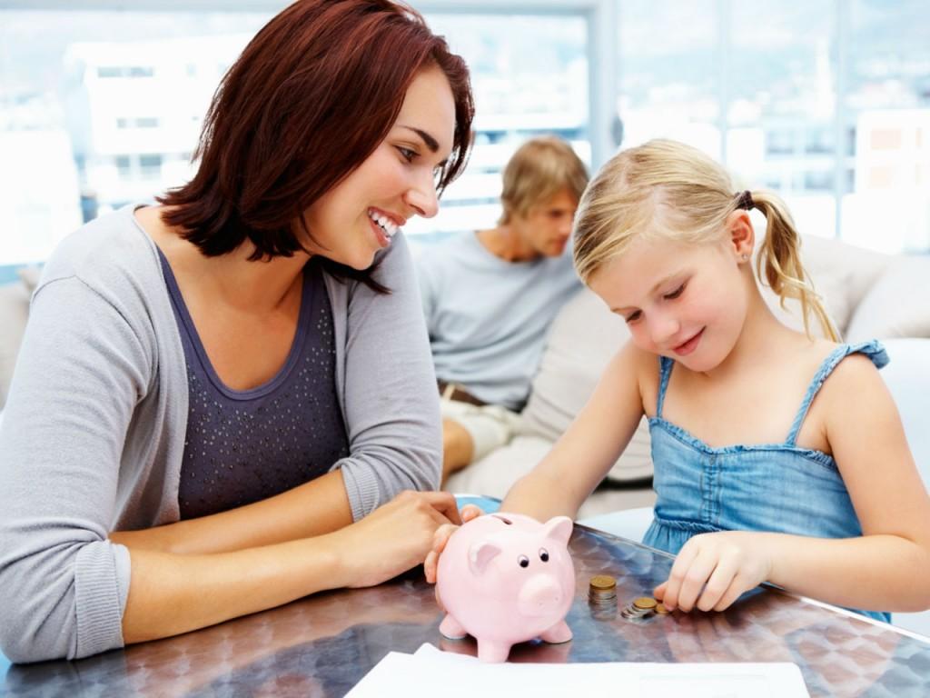 Зачем детям деньги?