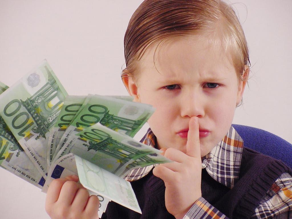 Когда не нужно давать карманные деньги?