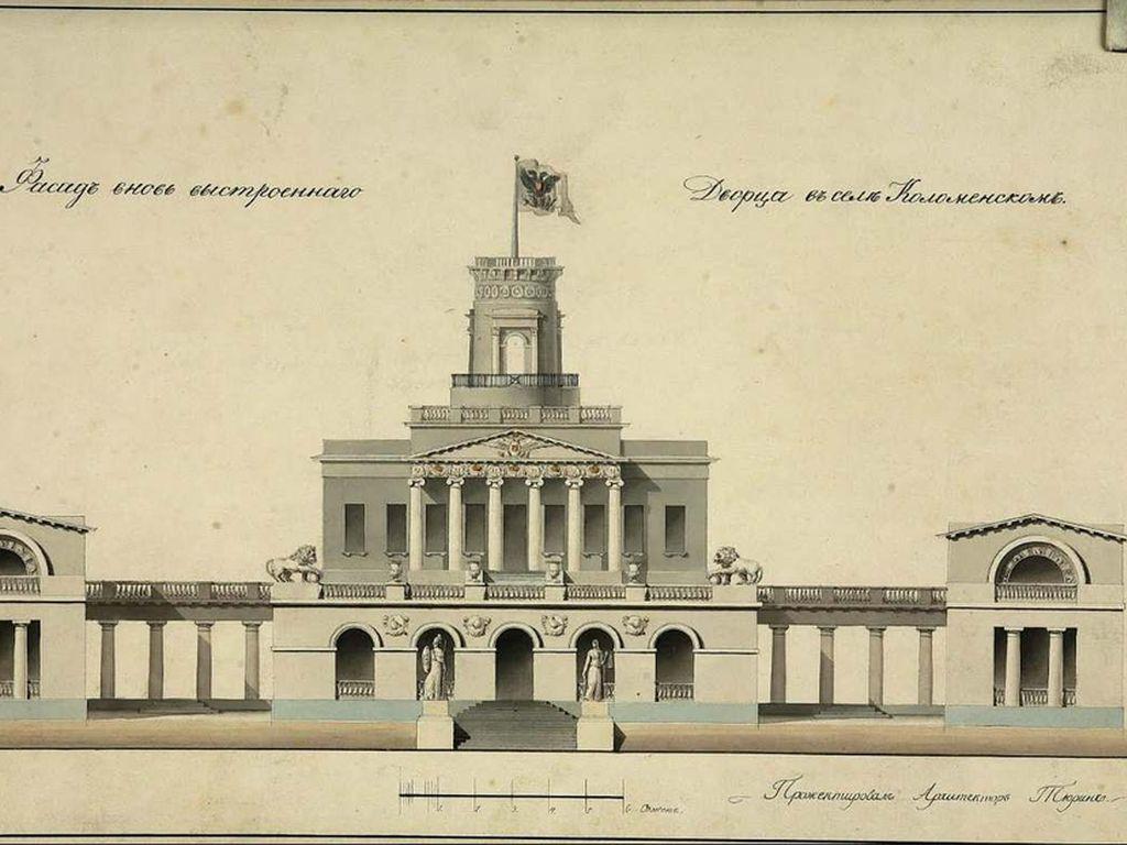 Выставка Искусный властитель: император Александр I в Коломенском