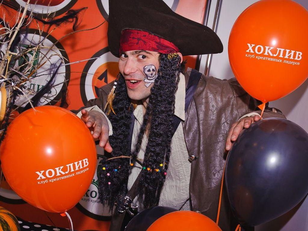 Хэллоуин для детей в клубе Хоклив