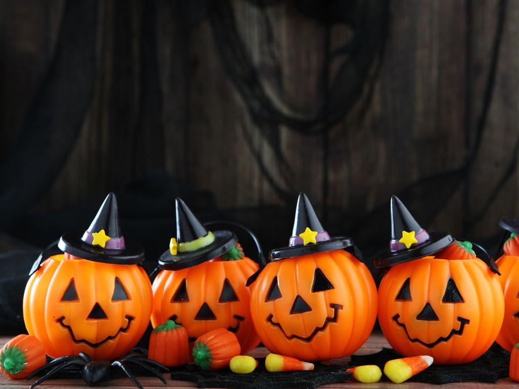 Хэллоуин для детей в музее Невоспитанных детей