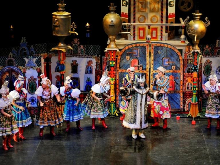 Спектакль Летучий корабль в Театриуме