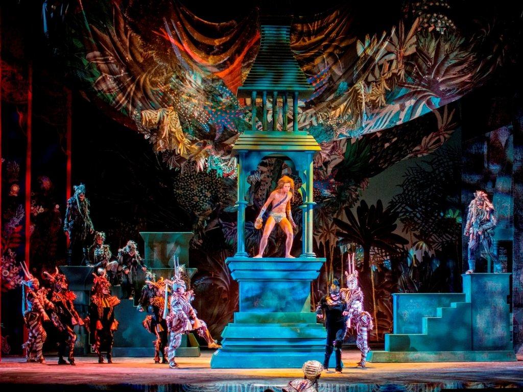 Театриум на серпуховке спектакль маугли