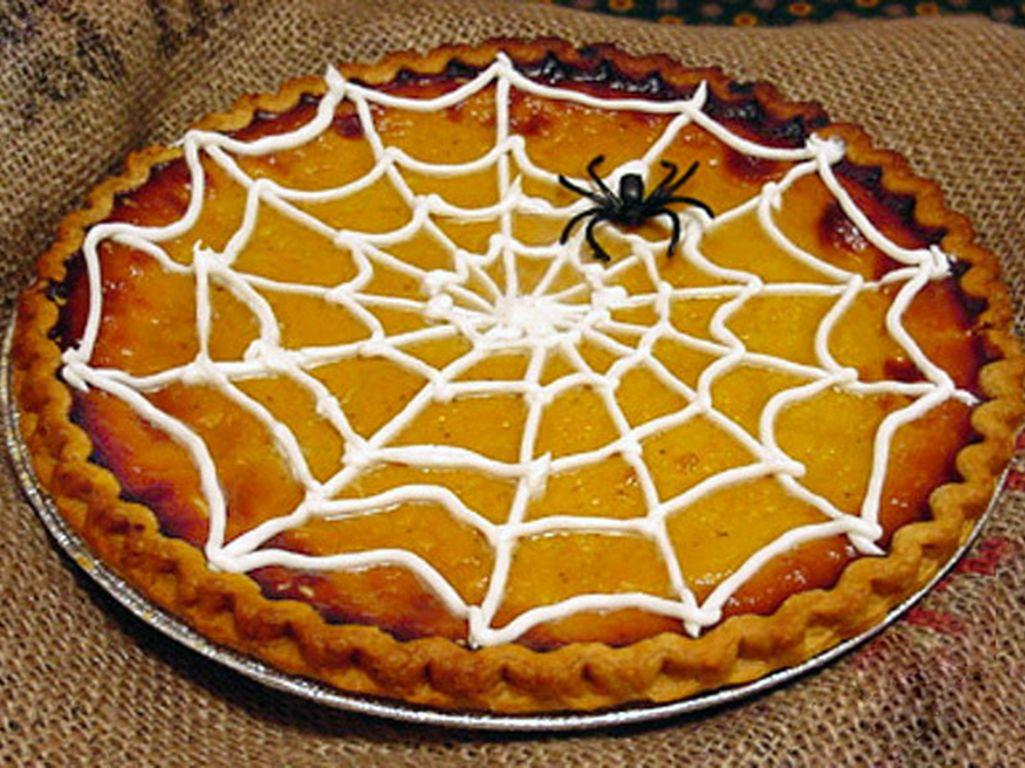 Праздничные блюда на Хэллоуин
