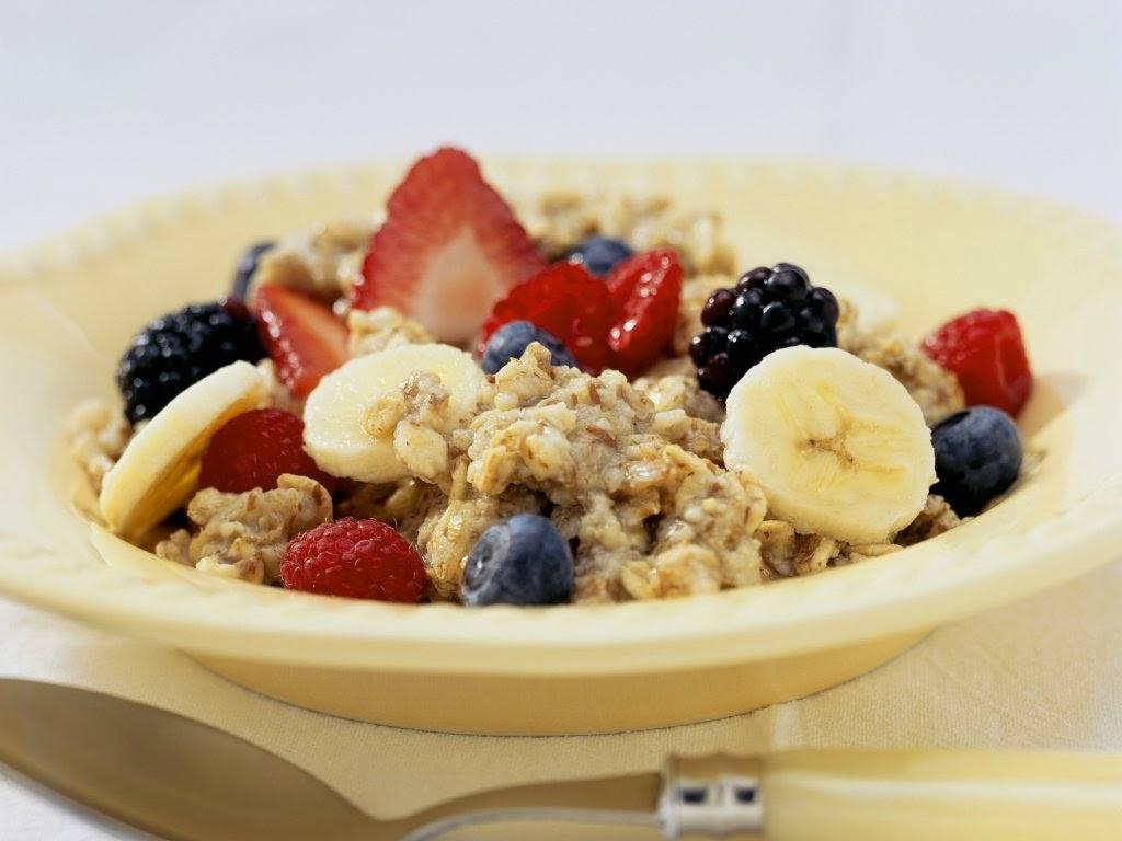 завтрак для детей - Цельнозерновая каша
