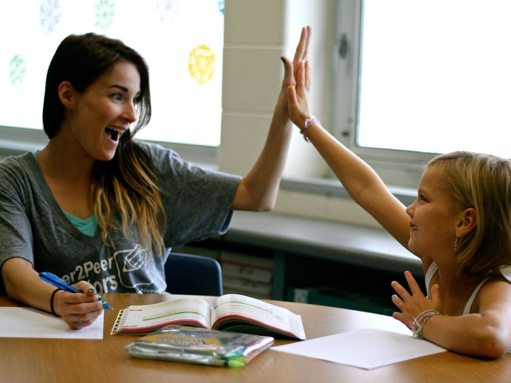 доверительные отношения ребенка и репетитора