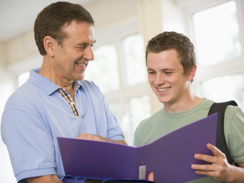 хороший репетитор - это мотивация для детей