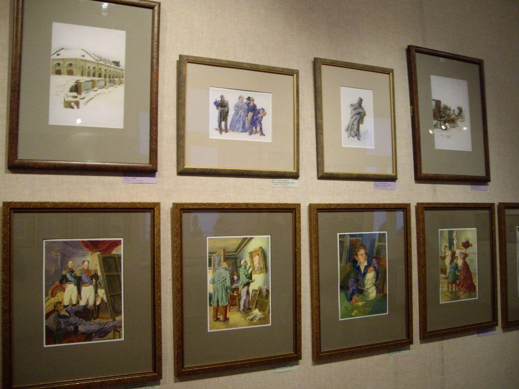 Фестиваль книжной иллюстрации Морс в Москве