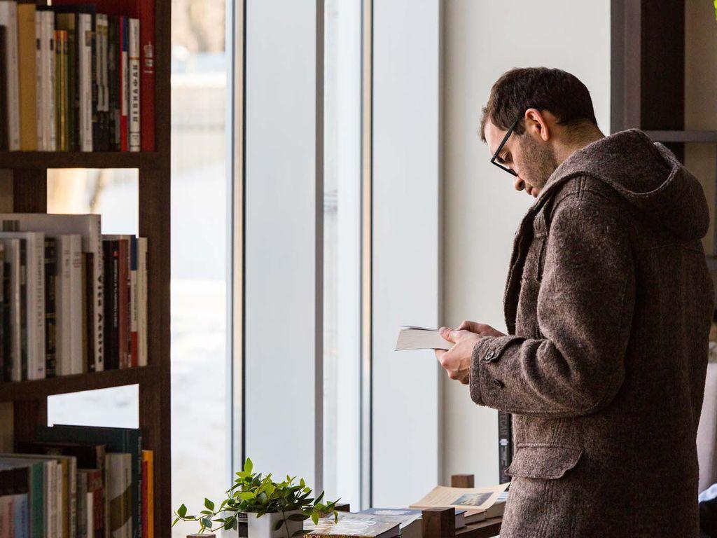 Свежие поступления книг для онлайн-аудитории на ВДНХ