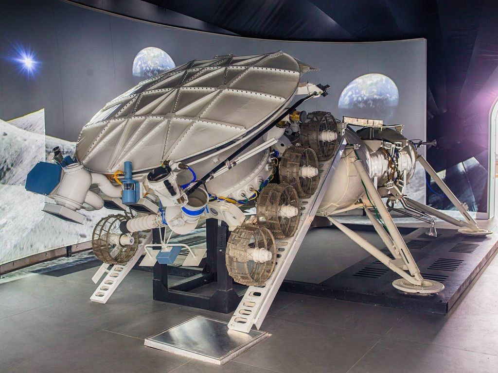 В центре «Космонавтика