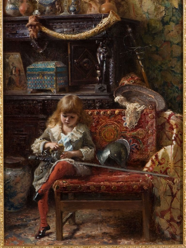 Познавательная Выставка «Книги старого дома: мир детства XIX — начала XX века»
